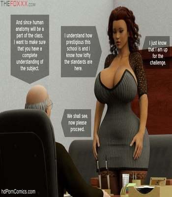 The Foxxx – Azalea's Job Interview14 free sex comic