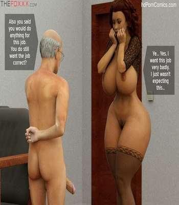 The Foxxx – Azalea's Job Interview18 free sex comic