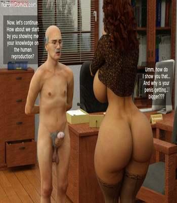 The Foxxx – Azalea's Job Interview19 free sex comic