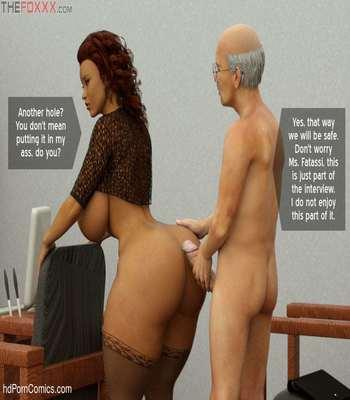 The Foxxx – Azalea's Job Interview22 free sex comic