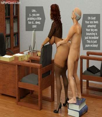The Foxxx – Azalea's Job Interview24 free sex comic