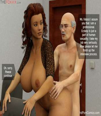 The Foxxx – Azalea's Job Interview26 free sex comic