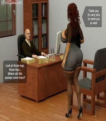 The Foxxx – Azalea's Job Interview4 free sex comic