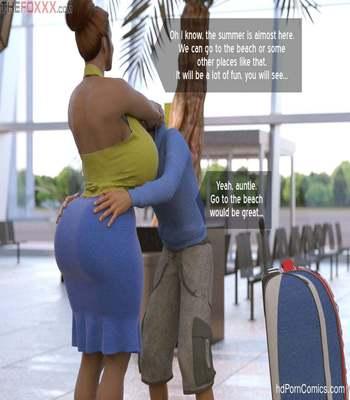 The Foxxx- Nephew's arrival25 free sex comic