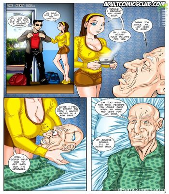 The Horny Stepfather 1-22 free sex comic