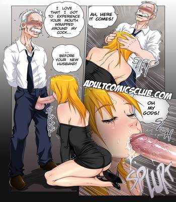 The Horny Stepfather 1-229 free sex comic