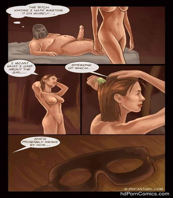 The Hostage 124 free sex comic