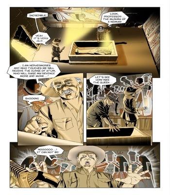 The Mummy4 free sex comic