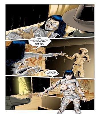 The Mummy5 free sex comic