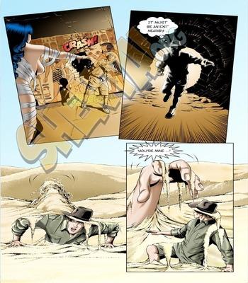 The Mummy6 free sex comic