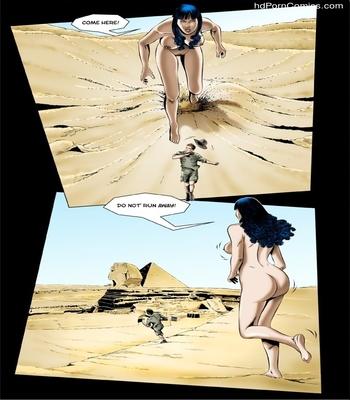 The Mummy8 free sex comic