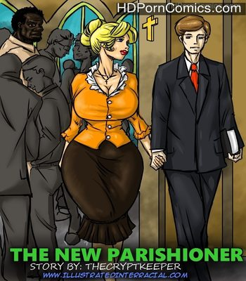 Porn Comics - The New Parishioner Update free Porn Comic