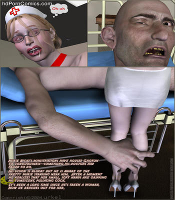 The Patient in Room 3138 free sex comic