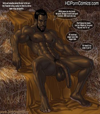 The Plantation – Porncomics free Porn Comic