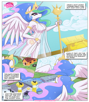 The Power Of Dragon Mating (My Little Pony)14 free sex comic