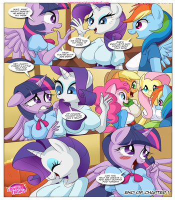 The Power Of Dragon Mating (My Little Pony)25 free sex comic