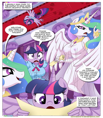 The Power Of Dragon Mating (My Little Pony)4 free sex comic