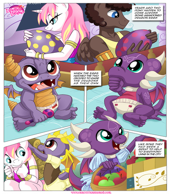 The Power Of Dragon Mating (My Little Pony)6 free sex comic