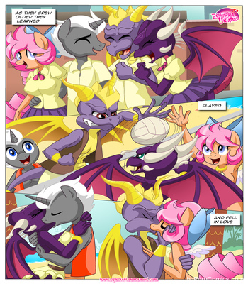 The Power Of Dragon Mating (My Little Pony)7 free sex comic