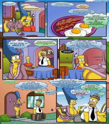 The Simpsons - Sexy Sleep Walking8 free sex comic