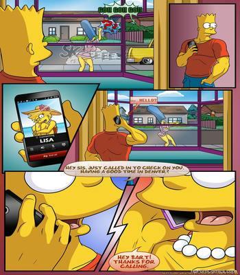 The Simpsons - Sexy Sleep Walking9 free sex comic