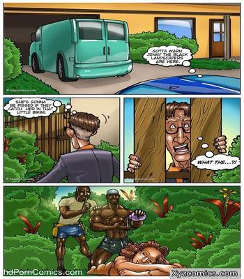 The Wife And The Black Gardeners15 free sex comic