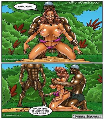 The Wife And The Black Gardeners19 free sex comic