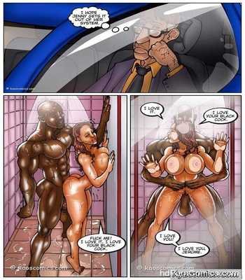 The Wife And The Black Gardeners37 free sex comic