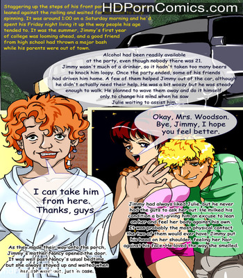Porn Comics - The Woodsons free Cartoon Porn Comic