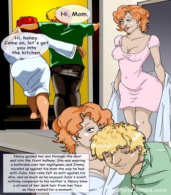 The Woodsons free Cartoon Porn Comic sex 2