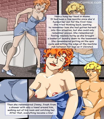 The Woodsons free Cartoon Porn Comic sex 7