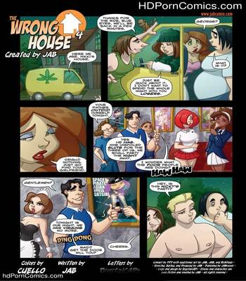 Porn Comics - The Wrong House – Porncomics free Porn Comic