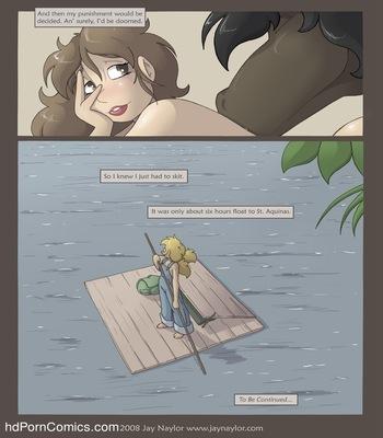 The Adventures Of Huckleberry Ann 2 Sex Comic