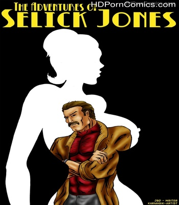 Porn Comics - The Adventures Of Selick Jones Sex Comic