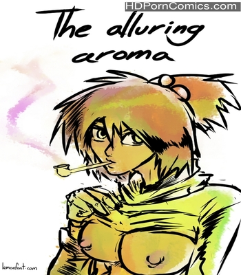 Porn Comics - The Alluring Aroma Sex Comic