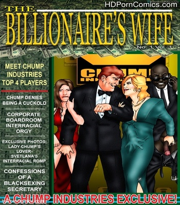 Porn Comics - The Billionare's Wife 1 Sex Comic