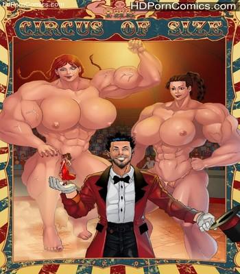Porn Comics - The Circus Of Size 1 Sex Comic
