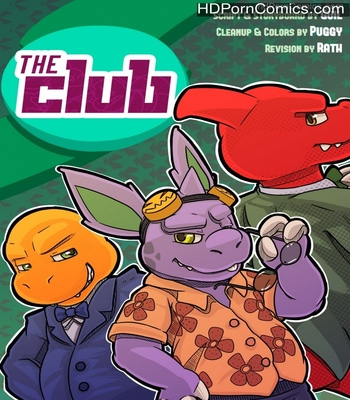 Porn Comics - Pokemon The Club 1 Sex Comic
