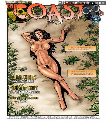 Porn Comics - The Coast 1 Sex Comic