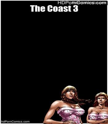 Porn Comics - The Coast 3 Sex Comic