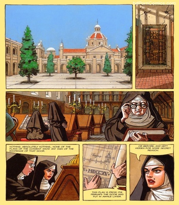 The Convent Of Hell 10 free sex comic