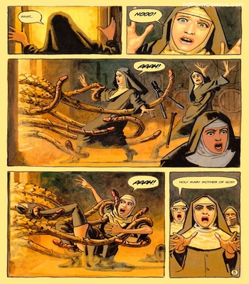 The Convent Of Hell 20 free sex comic