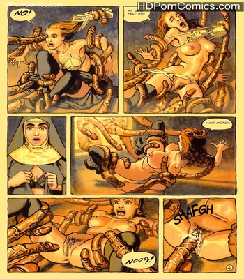 The Convent Of Hell 21 free sex comic