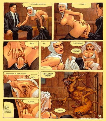 The Convent Of Hell 53 free sex comic