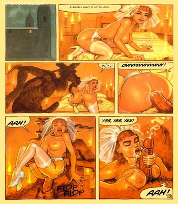 The Convent Of Hell 57 free sex comic