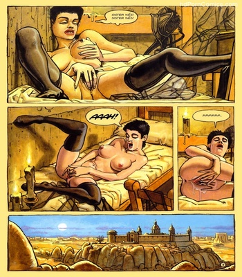 The Convent Of Hell 6 free sex comic