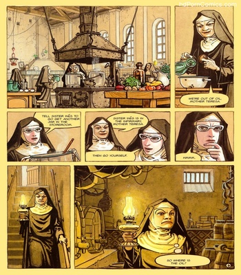 The Convent Of Hell 7 free sex comic