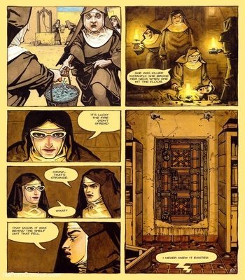The Convent Of Hell 9 free sex comic
