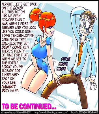 The Cougar 1 Sex Comic
