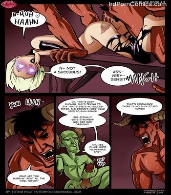The Cummoner - The Black Book 1 12 free sex comic